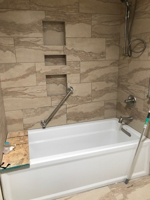 Plain Bathroom Remodel Eau Claire Wi Shower E And Design Inspiration