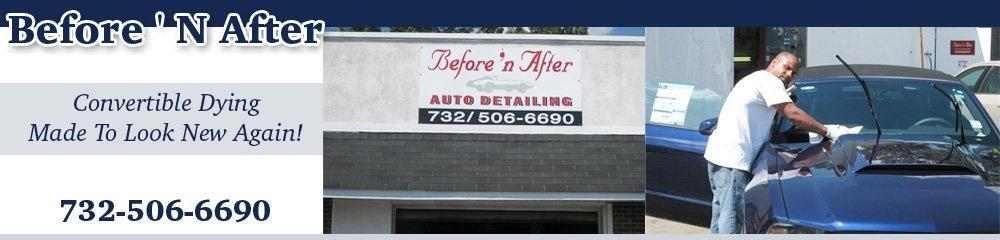 Detailer - Lakewood, NJ - Before 'N After