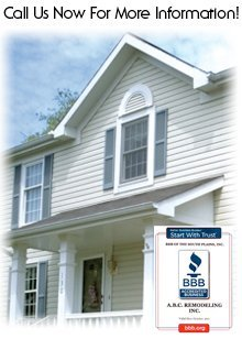 Insulation And Siding - Lubbock, TX - ABC Remodeling Inc. - Call Us Now For More Information!