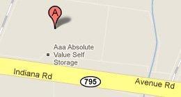 Crossroads Self Storage 8252 Avenue Road, Perrysburg, OH
