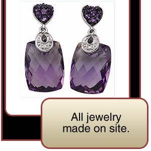 Mens Jewelry - Colleyville, TX - Luxor Custom Jewelers - All jewelry made on site.