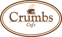 Crumbs Cafe - Logo