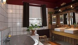 home improvements - Ironwood, MI - R E D Construction  - Remodeled bathroom