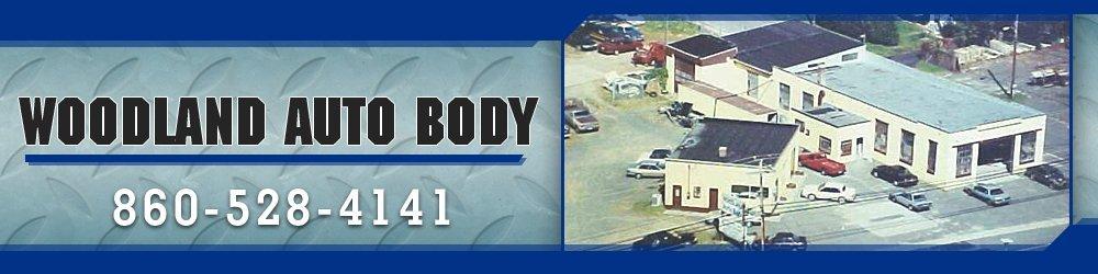 Collision Repair - East Hartford, CT - Woodland Auto Body