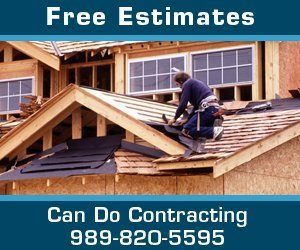 Building Contractor - Oscoda, MI 48750 - Can Do Contracting