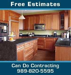 Remodeling - Oscoda, MI 48750 - Can Do Contracting