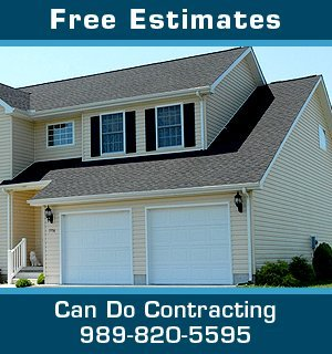 Roofing - Oscoda, MI 48750 - Can Do Contracting