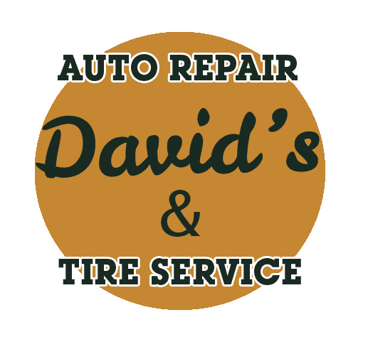 David's Auto Repair & Tire Service - Logo