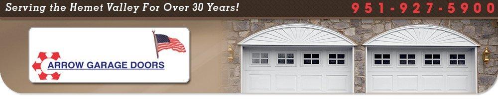 Gentil Garage Door Repair Hemet, CA   Arrow Garage Doors