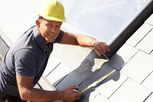 Proud roofer