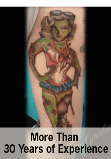 Tattoo Artist - Nampa, ID - 12th Avenue Tattoo