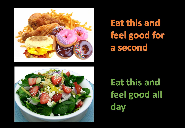 Why Unhealthy Food Tastes Good