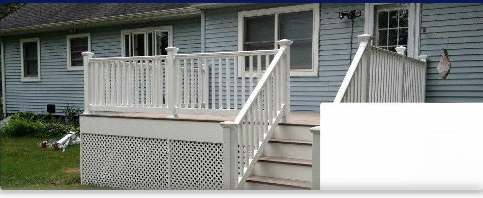 Decks | Toms River, NJ | ABC Carpentry LLC | 732-552-5615
