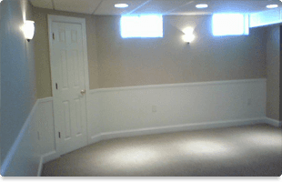 Basement Portfolio | Toms River, NJ | ABC Carpentry LLC | 732-552-5615