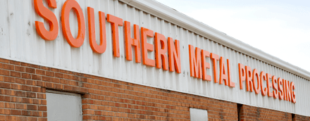 Southern Metal Processing shop