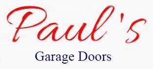 Pauls Garage Doors Logo