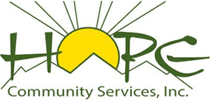 HOPE Community Service Inc. - logo