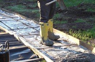 Concrete Services | Newark, OH | Lynn's General Service | 740-763-4211