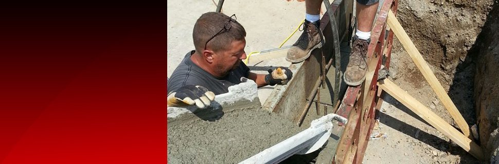 Concrete Services | Newark, OH | Lynn's General Service | 740-763-4211