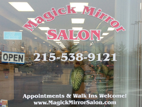 Magick Mirror Salon Beauty Salon Quakertown Pa