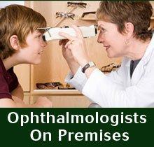 Ophthalmologists - Baytown, TX - San Jacinto Professional Optical, Inc.