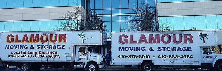 Moving trucks