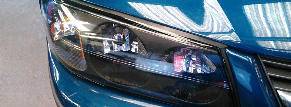 Improve headlight clarity