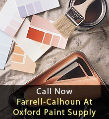 Paint Supplies - Oxford, MS - Farrell-Calhoun At Oxford Paint Supply