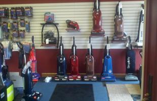 Stylish vacuum cleaners