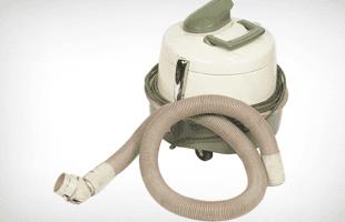 Vacuum cleaner for repair