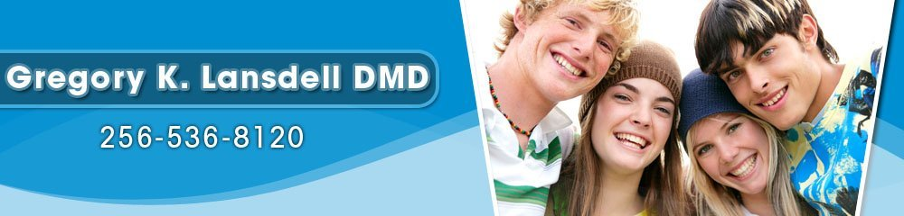 Dentist - Owens Cross Roads, AL - Gregory K Lansdell DMD