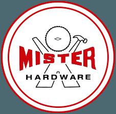 Mister Hardware - Logo