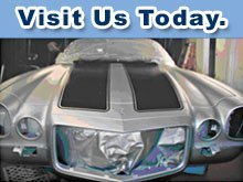 Auto Repair - Affton, MO - Affton Auto Body & Painting - Body of a car - Visit Us Today.