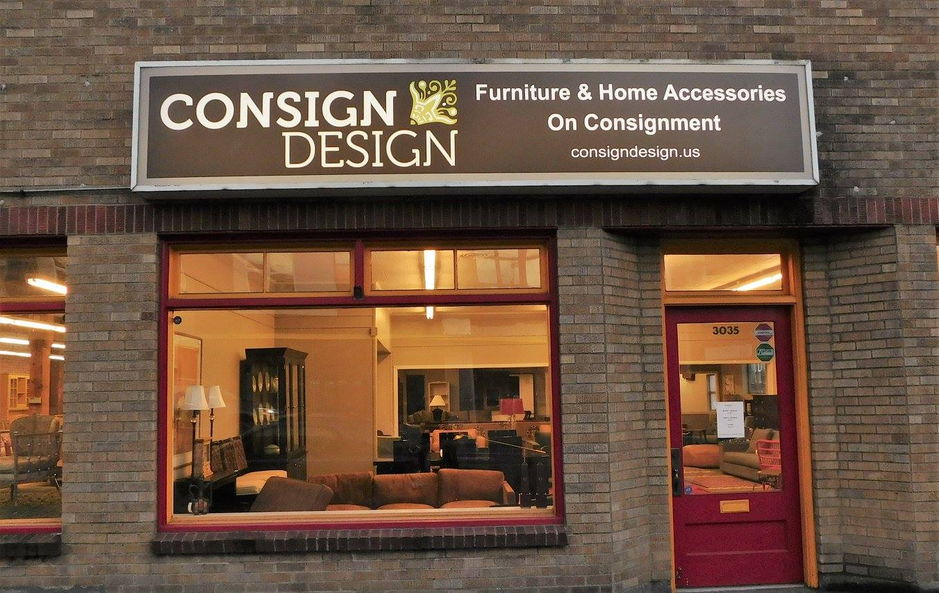 Consign Design Furniture Seattle Wa