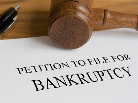 Bankruptcy file