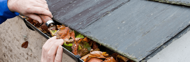 Gutter cleaning | Wyckoff, NJ | Premier Roofing | 973-831-6099