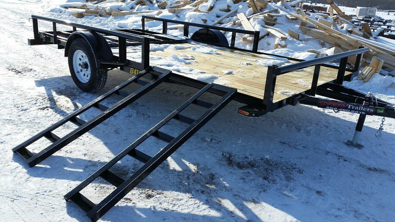 Flatbed Trailers | Utility Trailer | Battle Lake, MN