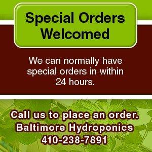 Baltimore Hydroponics - Gardening Supplies - Essex, MD