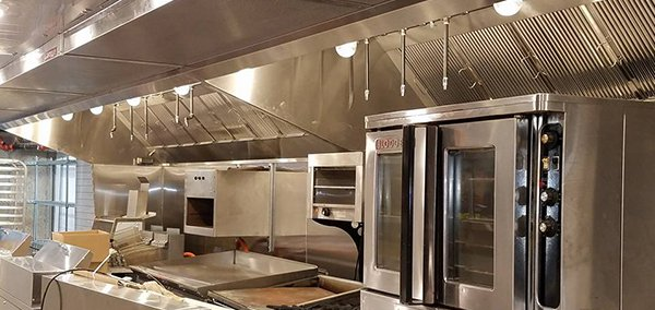 Custom ventilation llc heating willington ct - Commercial kitchen vent hood designs ...
