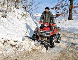 Snow mobile | Thief River Falls, MN | Jim Dagg Insurance Agency Inc | 218-681-2900