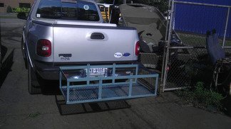 Metal Cargo Carriers Cargo Space Hampton Va