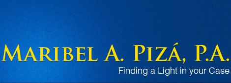 Maribel A. Pizá, P.A. logo