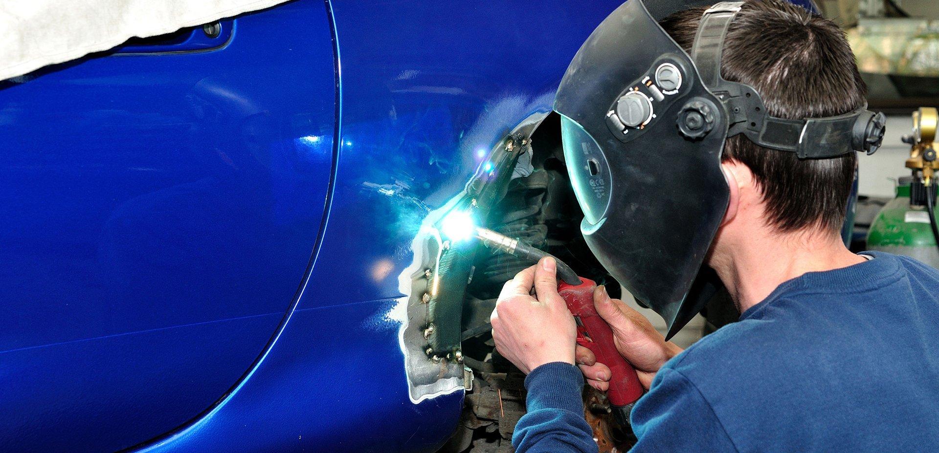 Automobile Restoration services