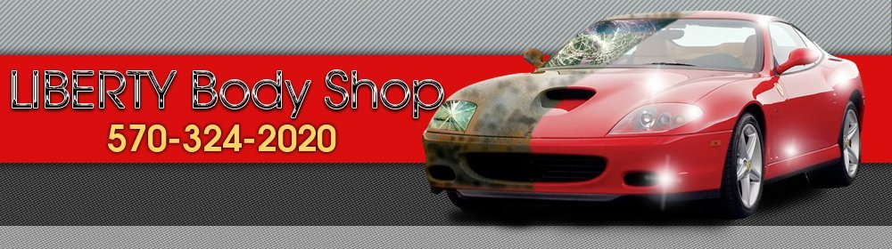 Auto Body Service - Liberty, PA - Liberty Body Shop