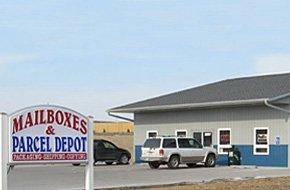 Mailboxes & Parcel Depot front store
