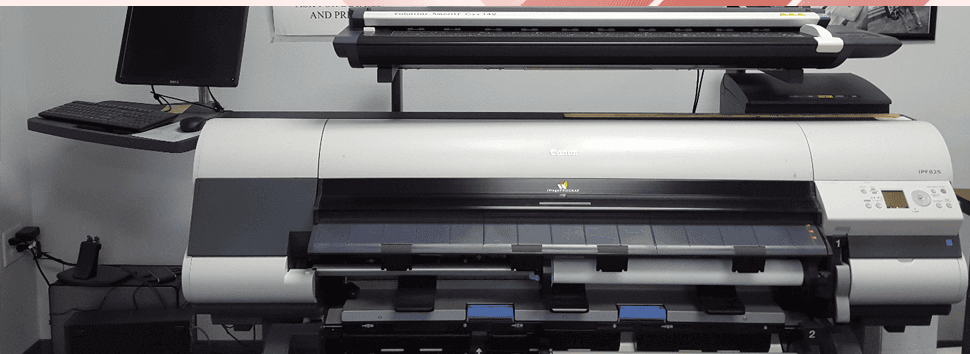 Printer with photos