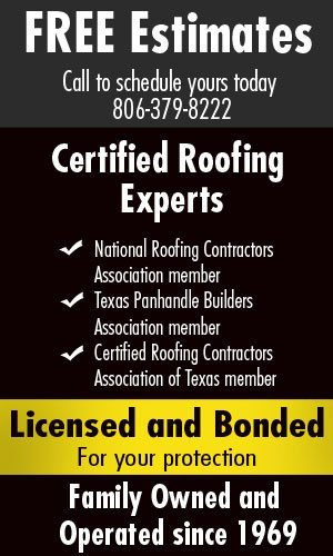 Residential roofing services - Amarillo, TX - Golden Spread Roofing