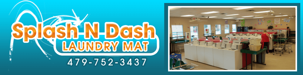 Laundromat And Car Wash - Little Rock, AR - Splash N Dash Laundry Mat