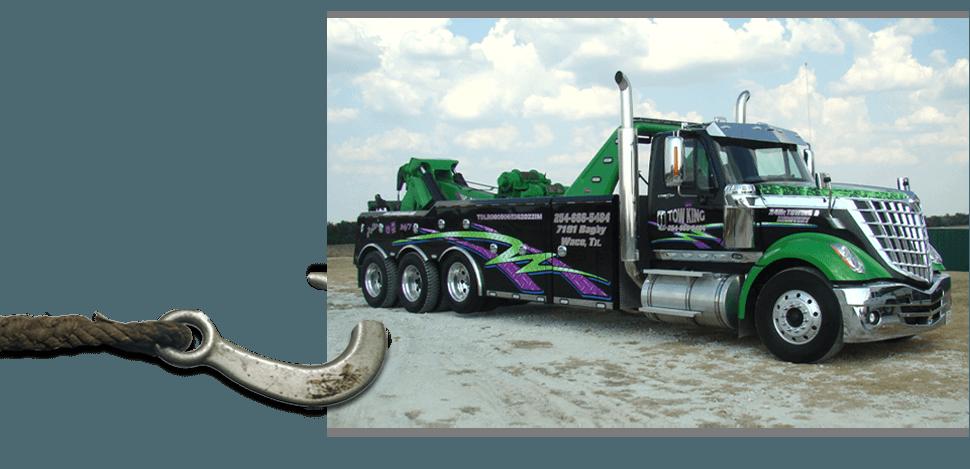 tows | Waco, TX | Tow King Of Waco | 254-666-5484