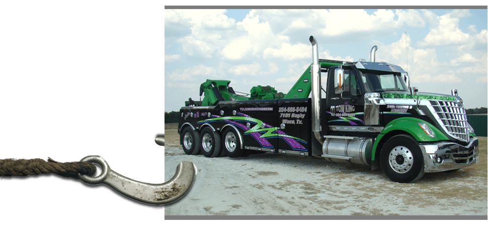 towing   Waco, TX   Tow King Of Waco   254-666-5484